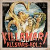 KILLAMARI ALLSTARS - VOLUME 2 Cover Art