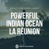 Powerful Indian Ocean Sounds La Réunion Island cover art