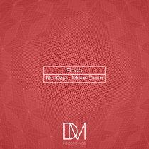 No Keys, More Drum cover art