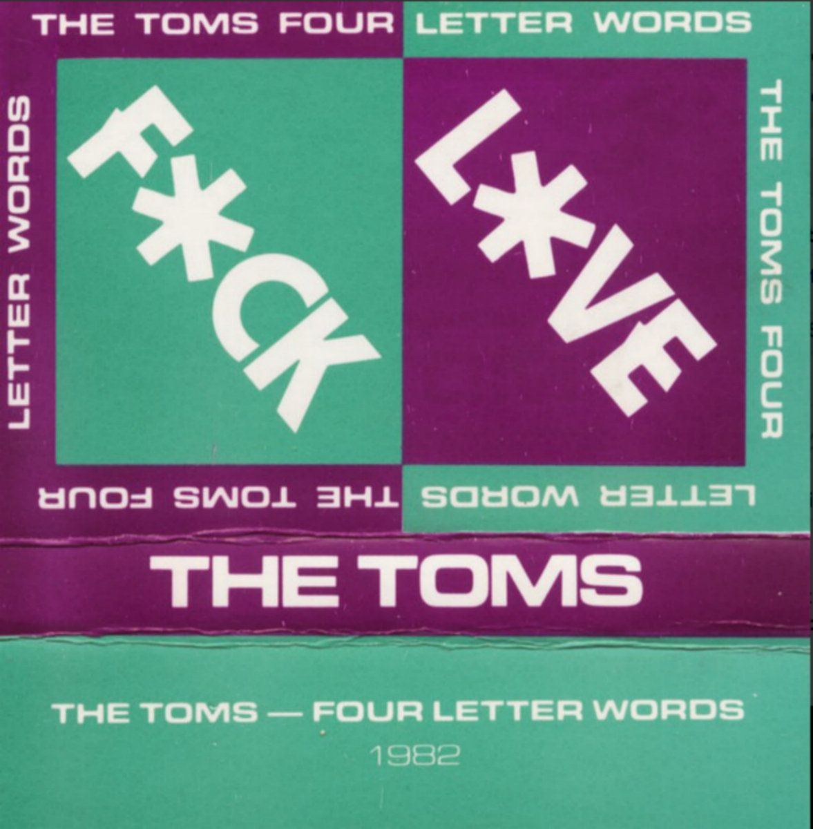 Four Letter O Words.Four Letter Words The Toms