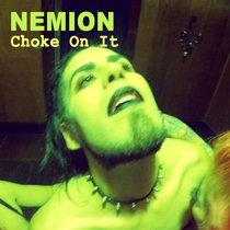 Choke On It ( remix single ) cover art