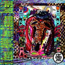I,Eternal / MOYO, Gene A Santiago-Holt Split cover art