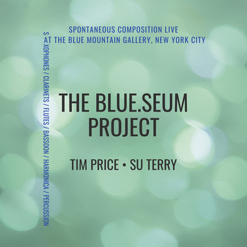 The Blue.Seum Project by Tim Price • Su Terry