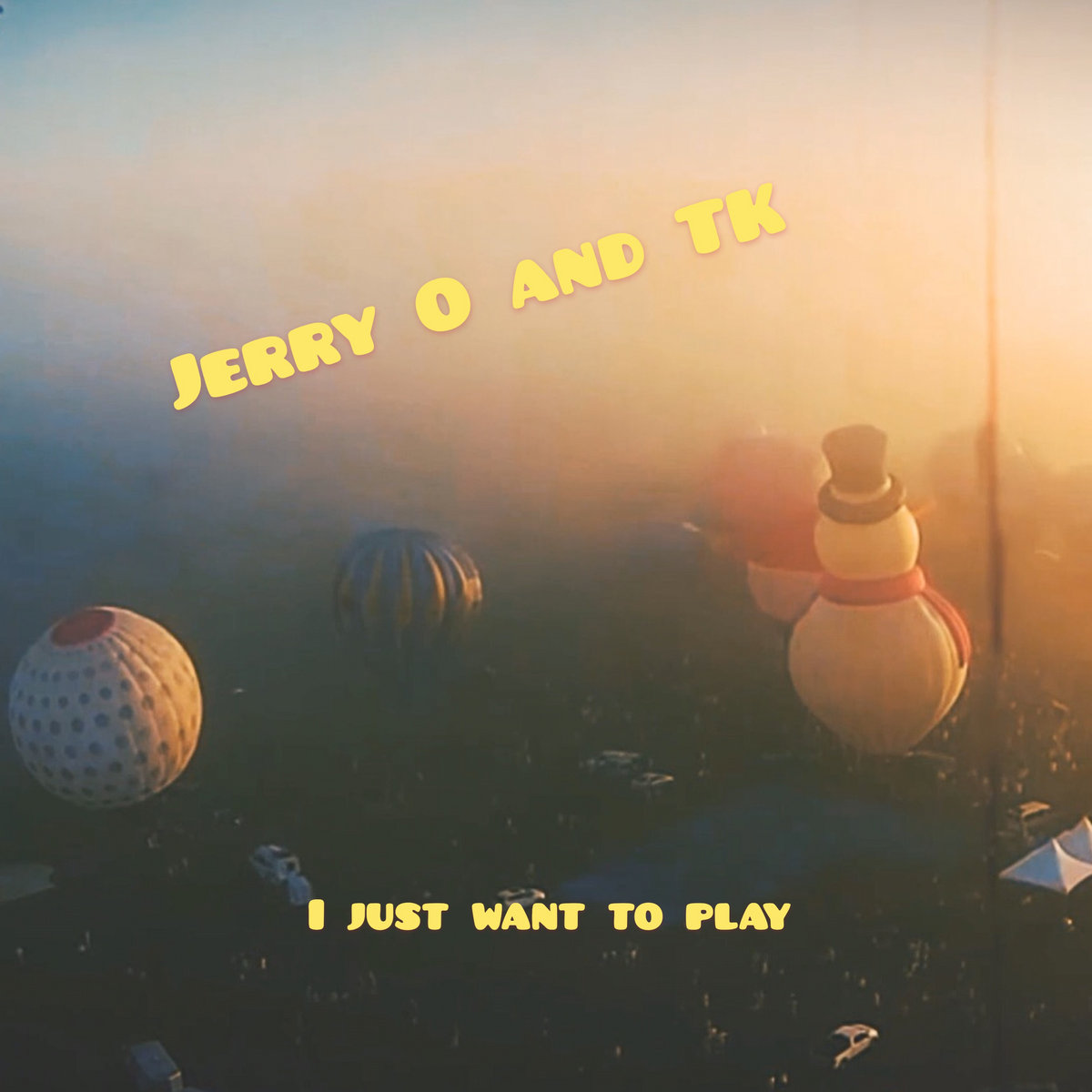 I Just Want To Play by Jerry Oliver