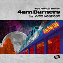 4am Burners cover art