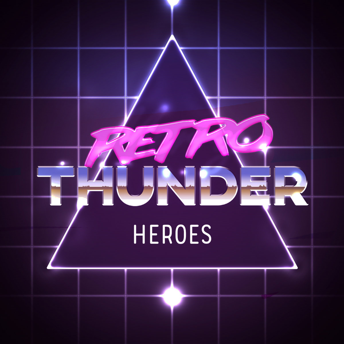 from heroes by retro thunder