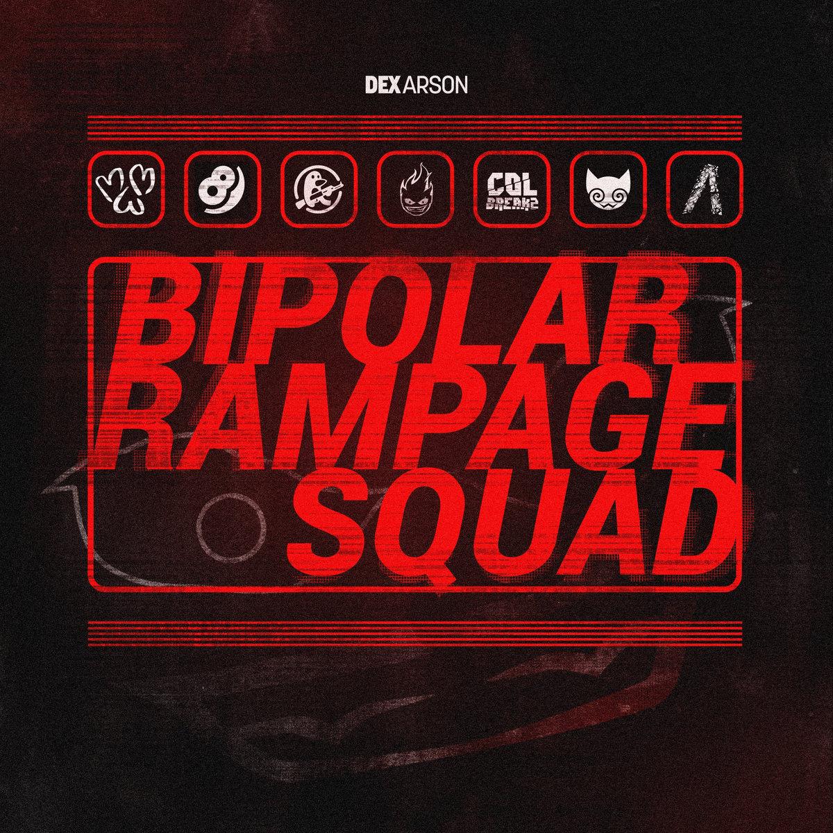 Rampage of love lyrics botdf