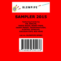 Sampler 2015 cover art