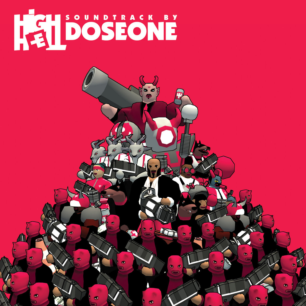 ENTER THE GUNGEON (Original SoundTrack) | doseone