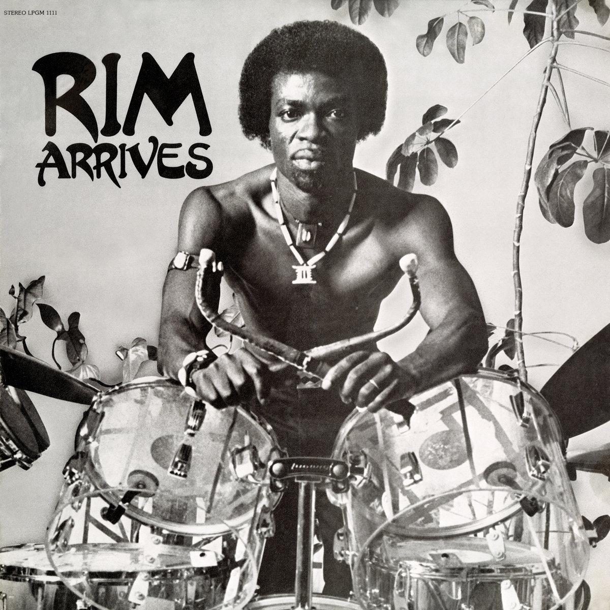 Rim Arrives / International Funk | Rim Kwaku