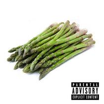 asparagus. cover art