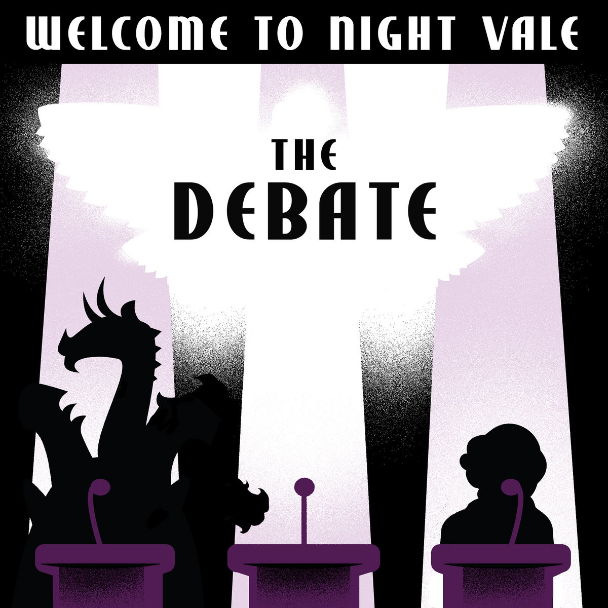 The Debate Live At Roulette Welcome To Night Vale -> Imagem De Debate
