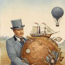 Noise Audiobook #5: Le Tour du Monde en 80 Jours cover art