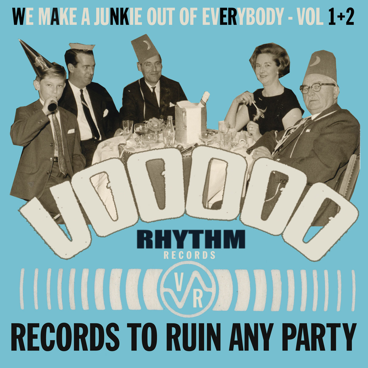 the monsters intro voodoo rhythm compilation