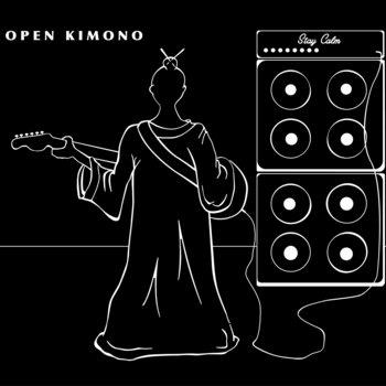 STAY CALM by Open Kimono