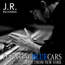 Counting Blue Cars - Live in NYC cover art