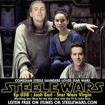 Ep 058 : Josh Earl – Star Wars Virgin cover art