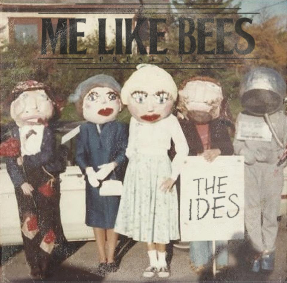 rolodex from the ides full album by me like bees
