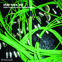 [BR127] : Various Artists - Stay True ep  [2020 Remastered Exclusive Bundle] cover art