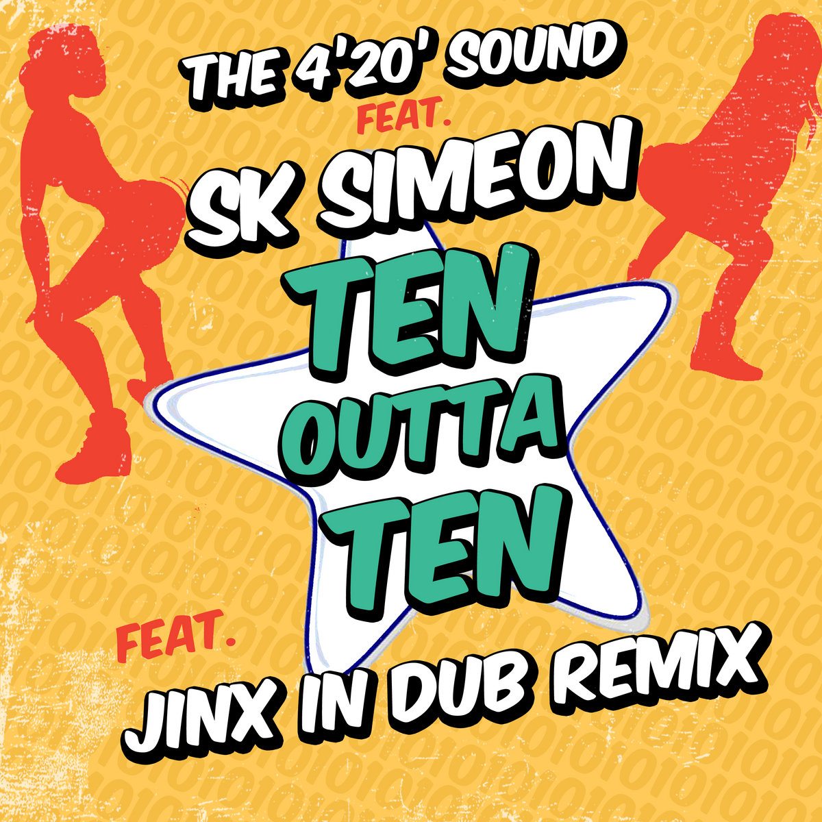 Ten Outta Ten E P (feat  SK Simeon) | The 4'20' Sound
