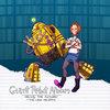 Giant Robot Album Cover Art