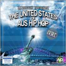 The United States of Aus Hip Hop cover art