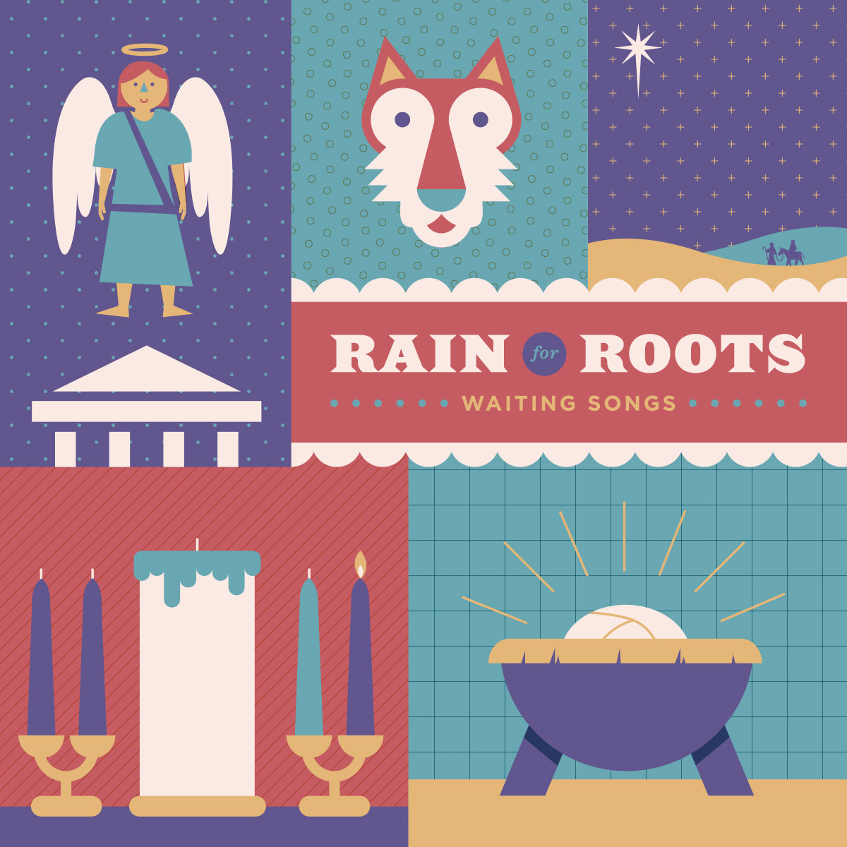 Waiting Songs | Rain For Roots