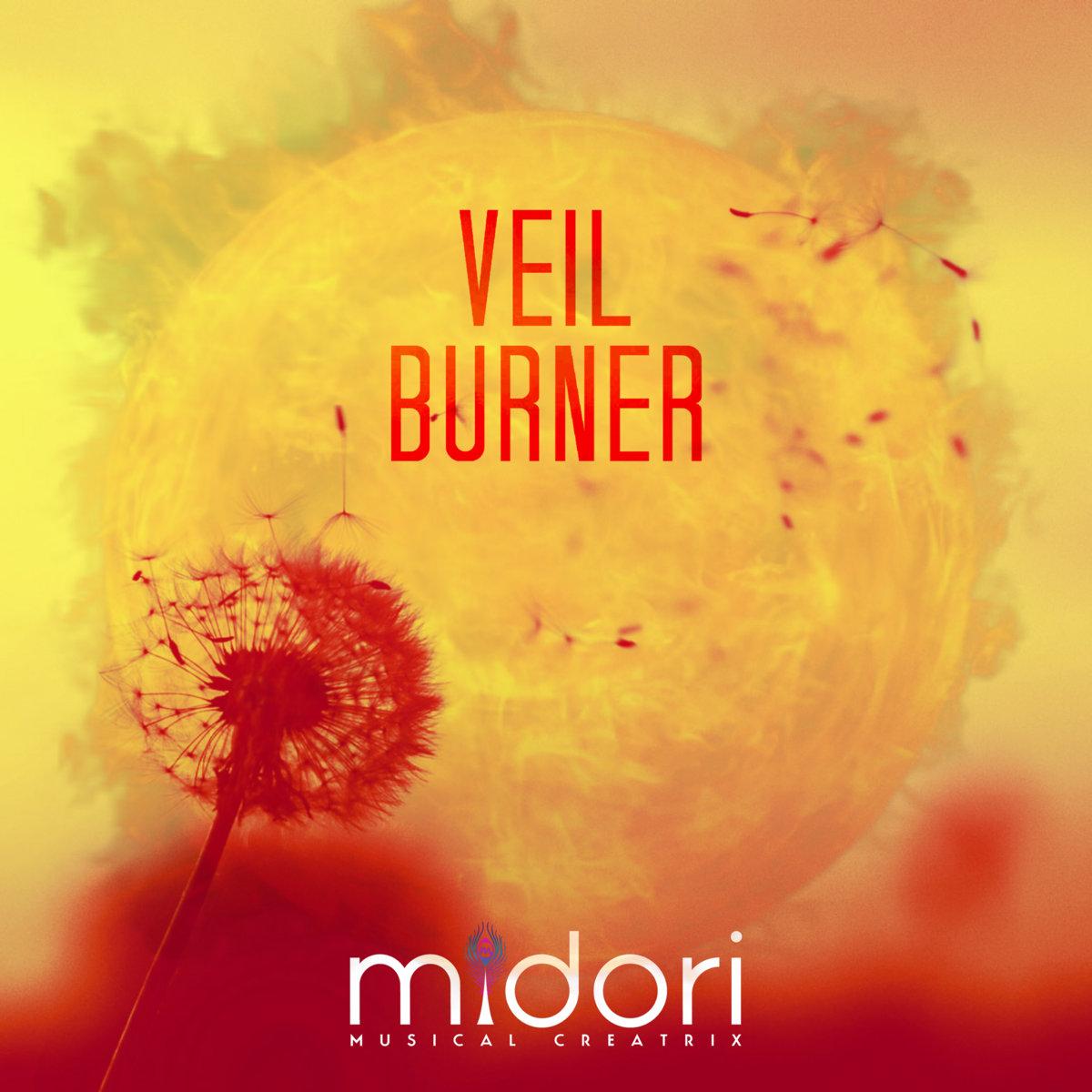 Veil Burner by Midori