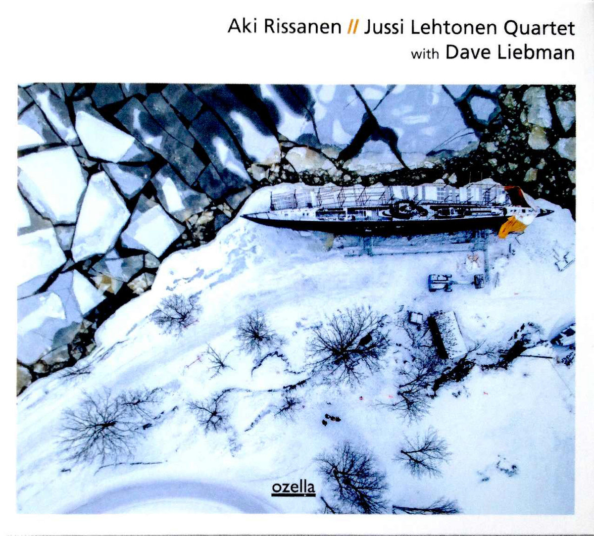 Aki Rissanen // Jussi Lehtonen Quartet with Dave Liebman | Eclipse Music Official Store