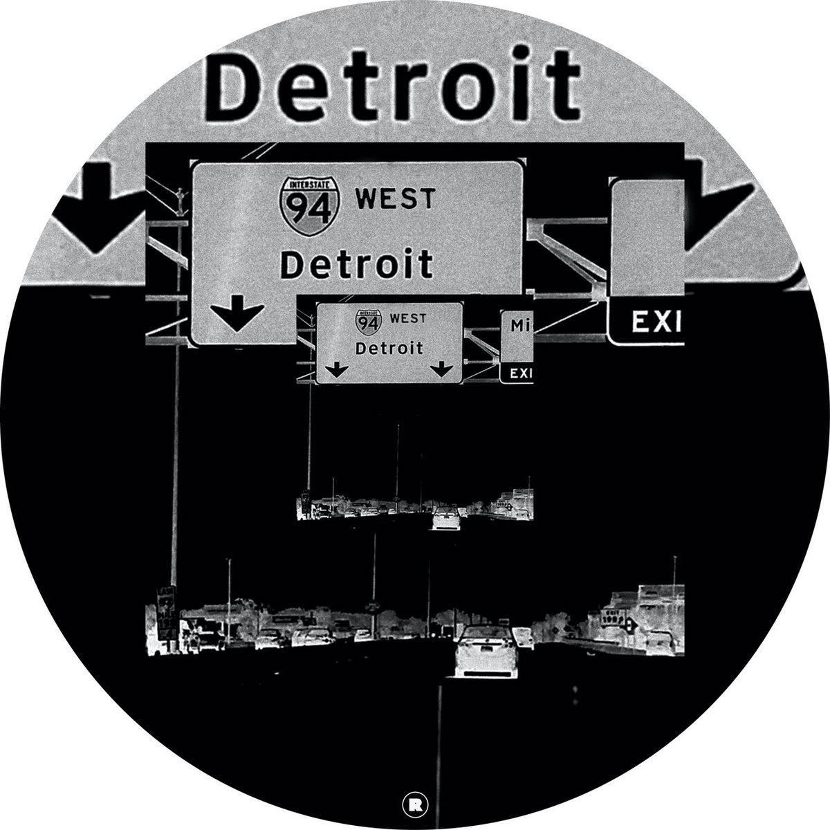 Nothing Stops Detroit Robert Hood Rekids