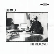 The Process EP cover art