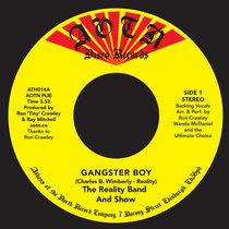 Gangster Boy cover art