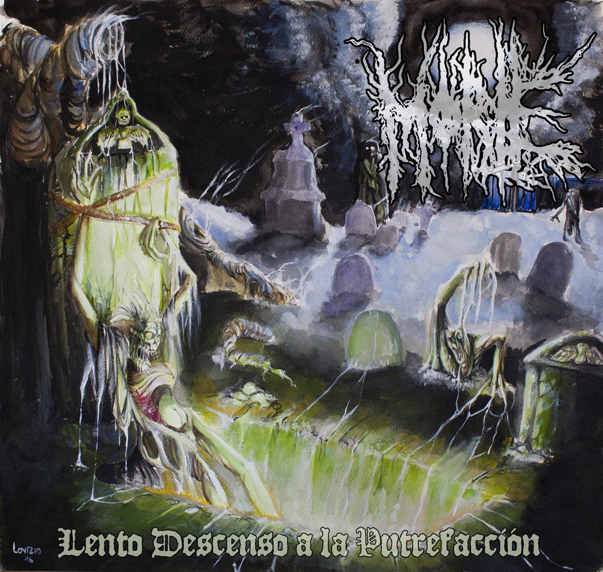 Image result for Morte – Lento Descenso a la Putrefacción