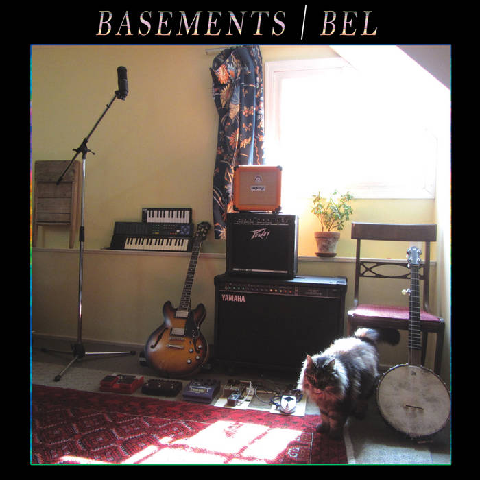 'Basements' album cover