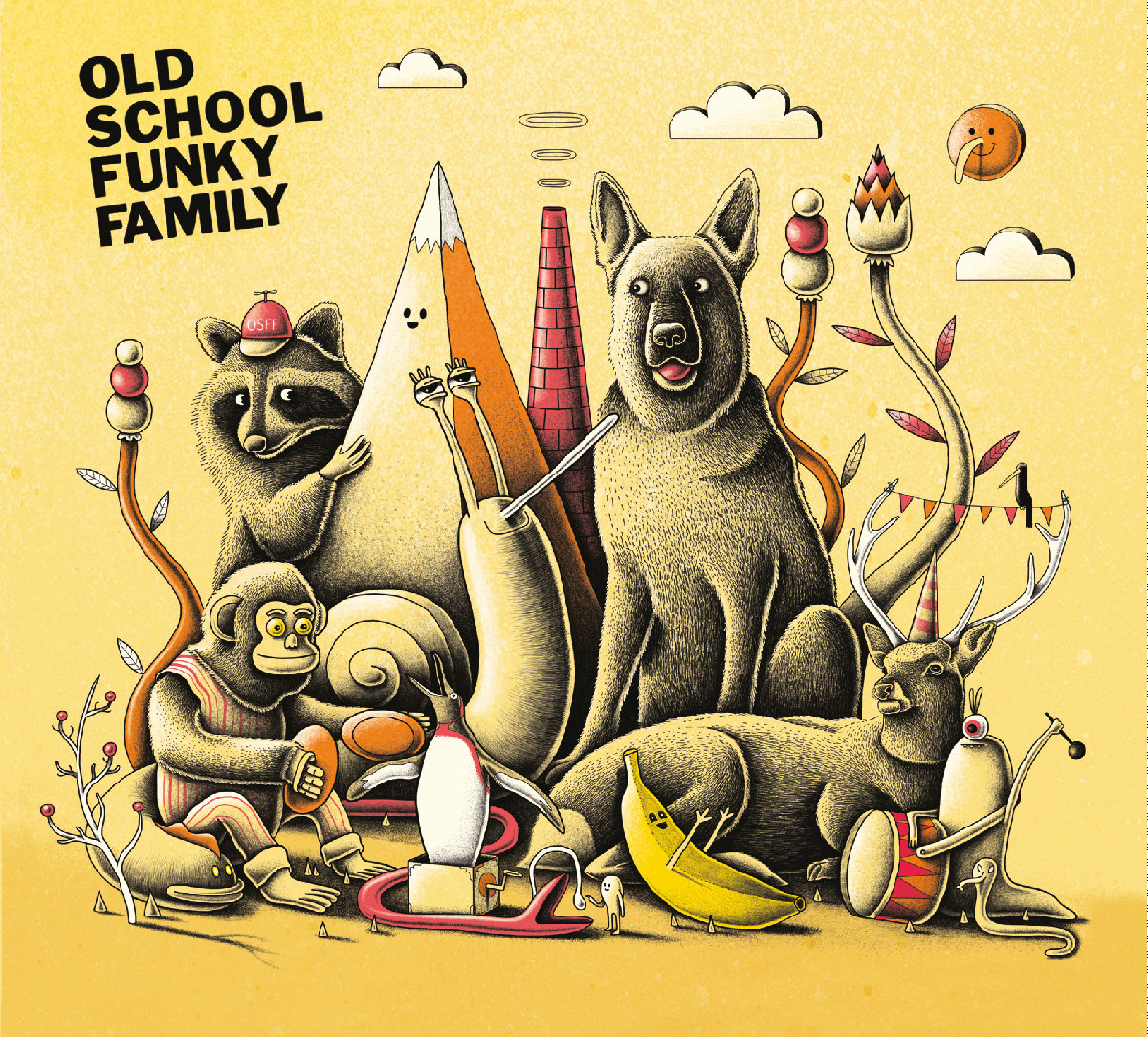 Aerodynamic old school funky family from old school funky family by old school funky family voltagebd Images