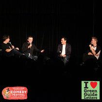 Ep 065 : LIVE! Tony Martin, Sam Pang & Tom Ballard love the 28/03/13 Letters cover art