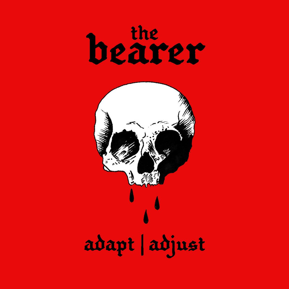 The Bearer – Adapt | Adjust [EP] (2018)
