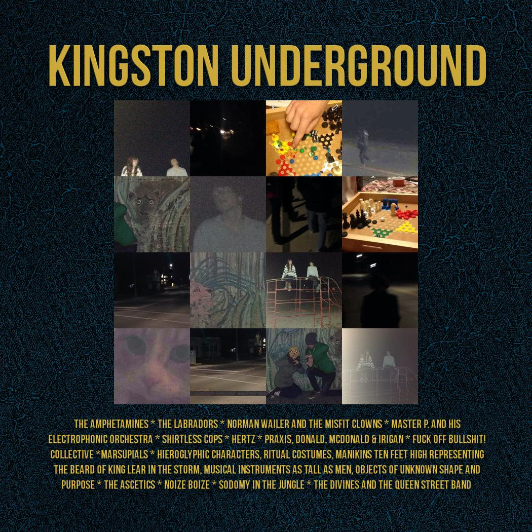 From Kingston Underground By Various Artists