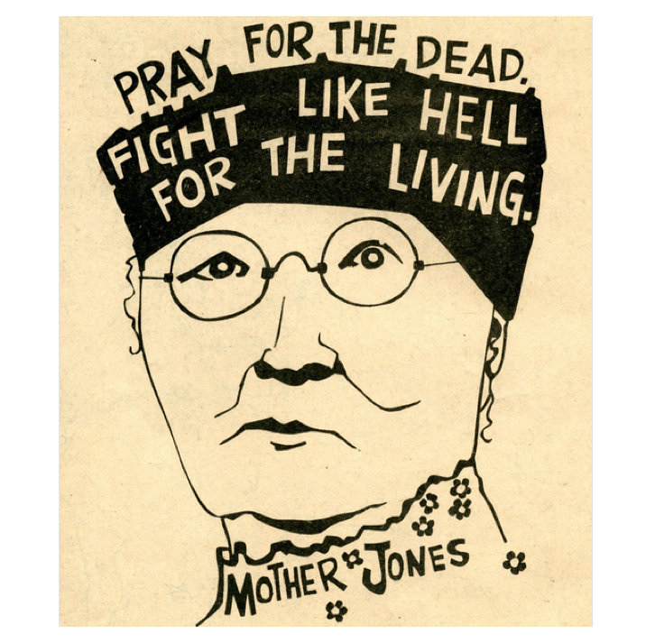 Mother Jones by Doug Elkins
