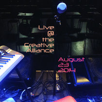 Live at the Creative Alliance, August 23, 2014 cover art