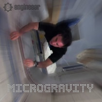 Microgravity cover art