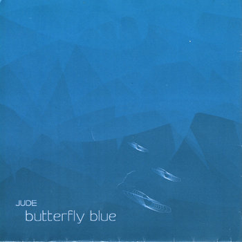 Butterfly Blue by Jude Edwin-Scott