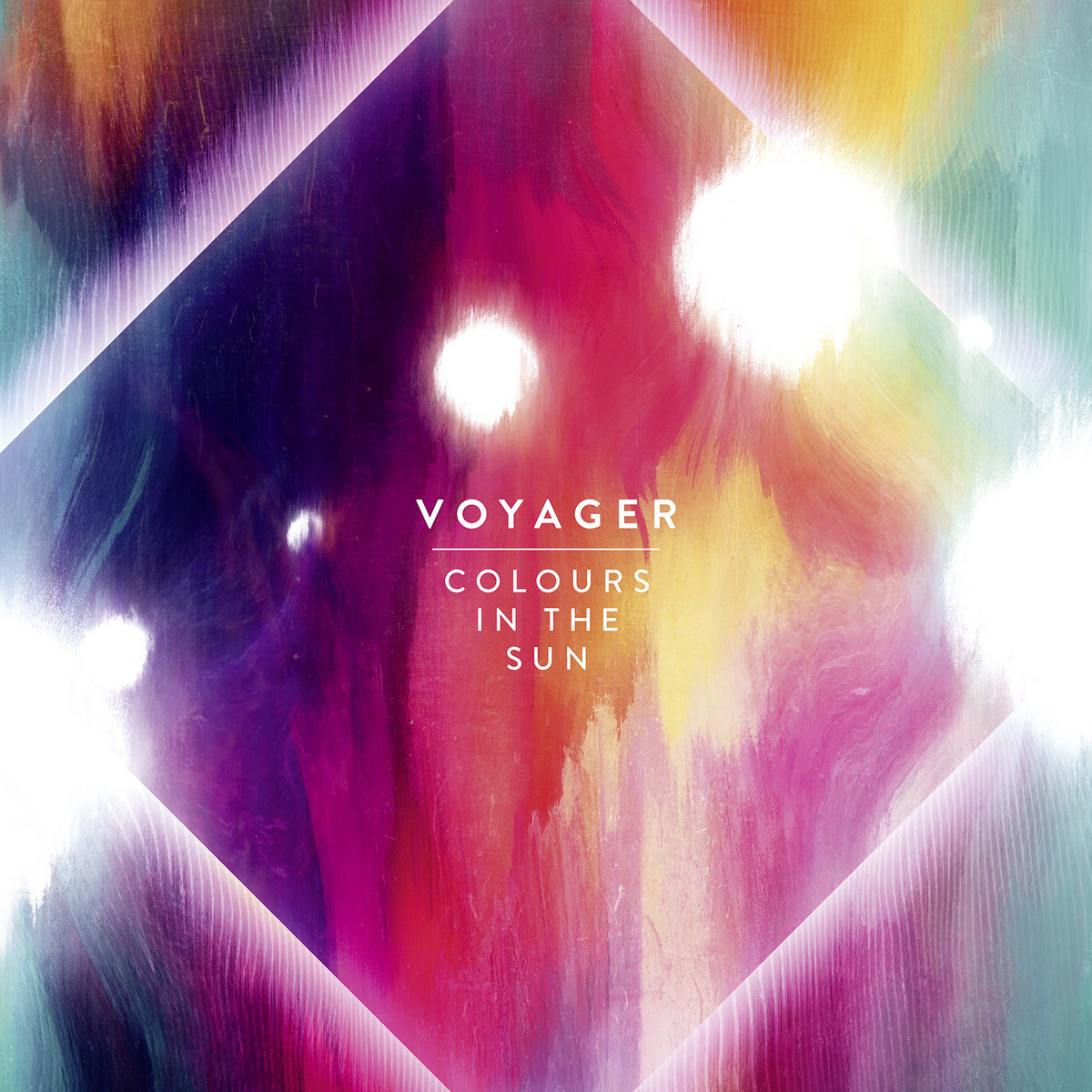 Voyager - Colours in the Sun (2019)