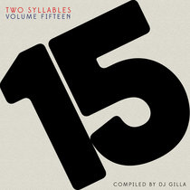 Two Syllables Volume Fifteen cover art