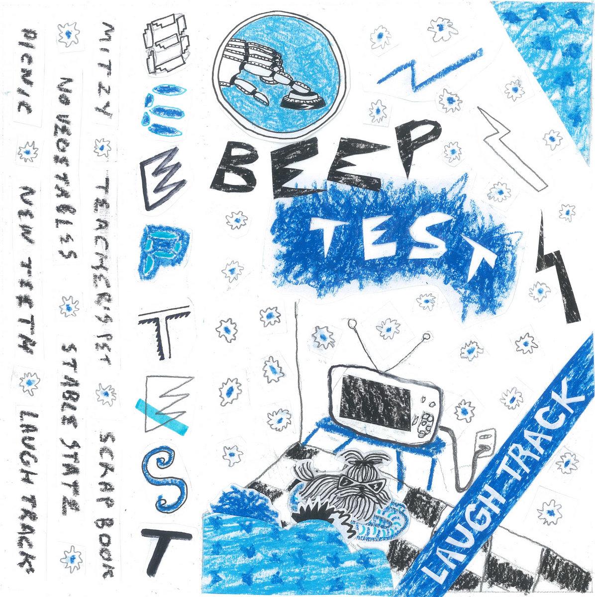 download beep test mp3