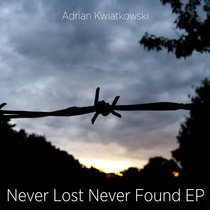 Never Lost Never Found EP cover art