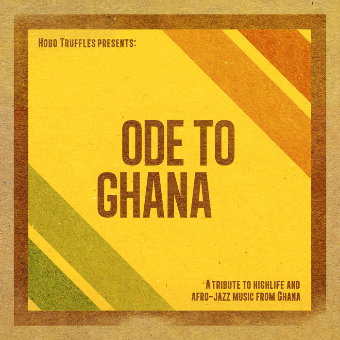 Ode To Ghana cover art