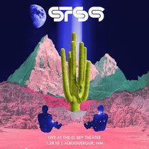2018.01.28 :: El Rey Theater :: Albuquerque, NM cover art