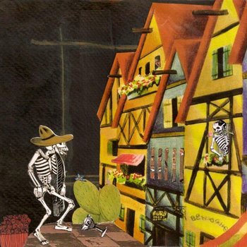 Amigos by Jim Dalton, EP, 2015