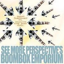 SEE MORE PERSPECTIVE's BOOMBOX EMPORIUM Volume Three cover art